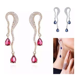 Jewelry - The SVELTA Swarovski Crystals Earrings